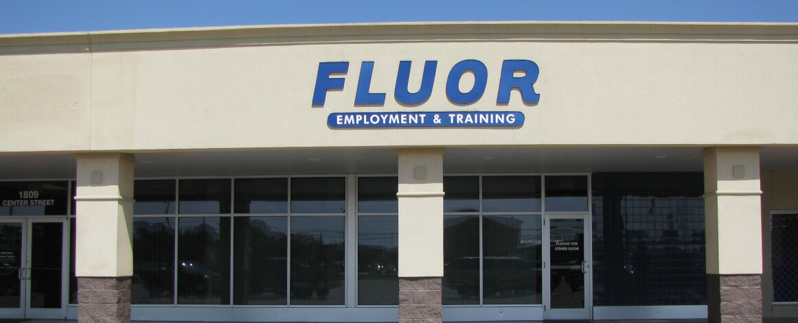 Fluor Gulf Coast HR Employment Office in Deer Park, Texas
