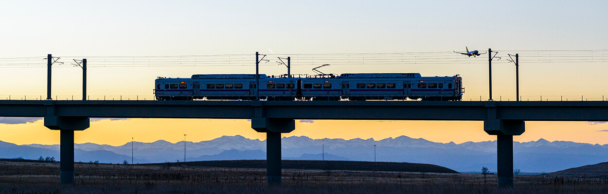 Denver Transit Partners - Eagle P3 Commuter Rail Line