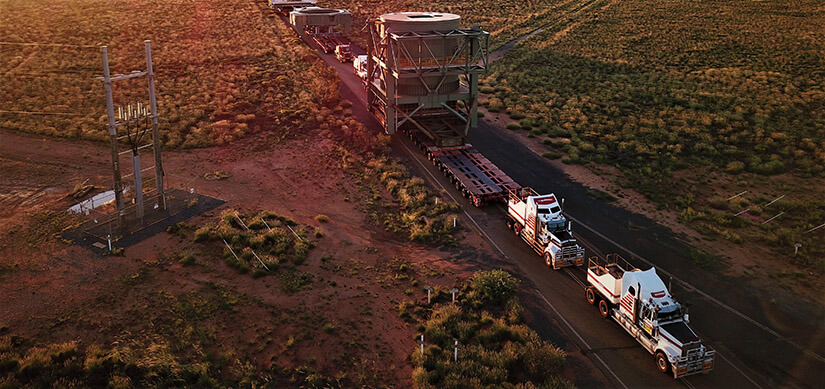 Read about the BHP South Flank Iron Ore Project