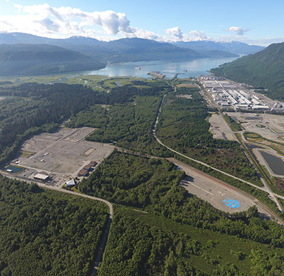 Read about the LNG Canada Project