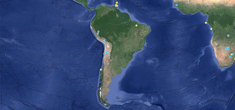 View Fluor Projects in Chile and Throughout South America