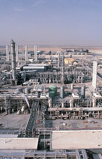 Fluor Legacy Project – SADAF Petrochemical