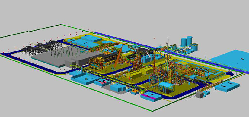Fluor in India – Engineering and Construction Services in India
