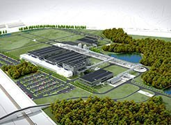 Novo Nordisk Active Pharmaceutical Ingredients Manufacturing Facility - Fluor