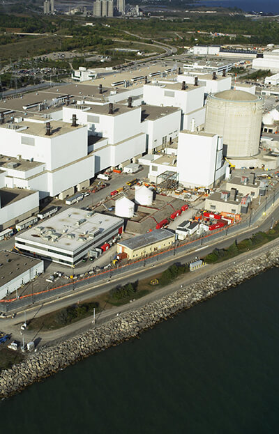 Read about the Ontario Power Refurb. project