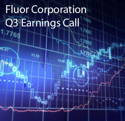 Q3 2019 Earnings Call