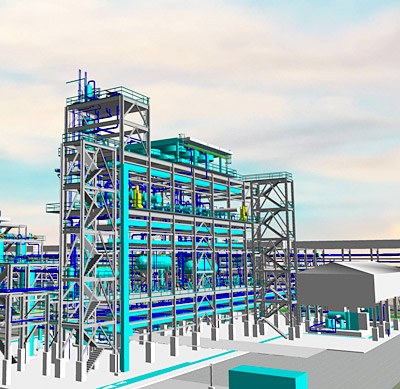 Fluor in South Africa – Engineering and Construction Services