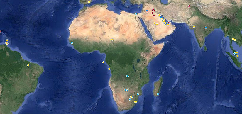 View Fluor Projects in South Africa and Around the World
