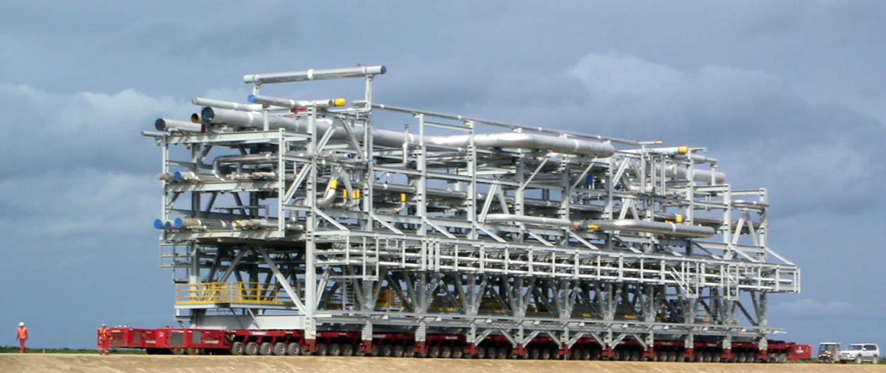Onshore Oil And Gas Production - EPC Services