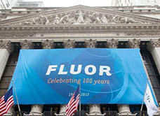 Fluor History  - Committing to Sustainability - 1990 - Now