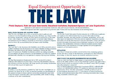 Equal Employment is the Law (English)