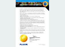 Fluor UK HSE Policy