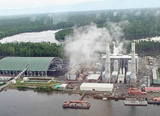 P.T. Freeport Indonesia Solid-fueled Power Plant - EPC