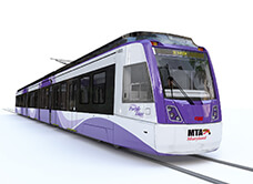 Purple Line Light Rail Project