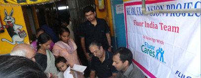Mahavir International Health Check-ups at Their Door Step