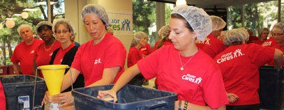 Packing Food for Kids around the World