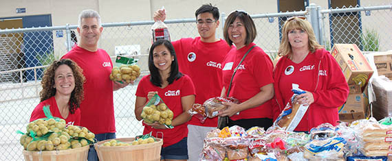 Alleviating Childhood Hunger in Orange County California