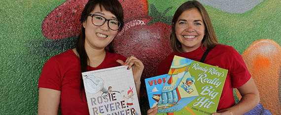 Encouraging Kids to Read by Providing Age-Appropriate Books
