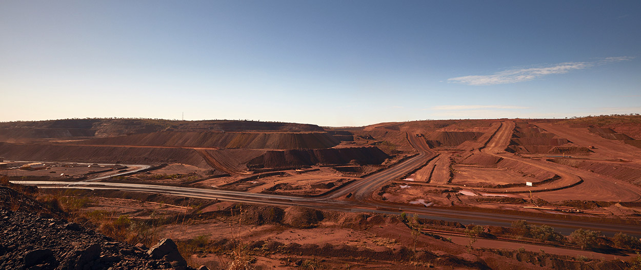 BHP South Flank Iron Ore Project - Fluor
