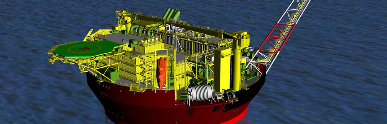 Shell Penguins Floating Production Storage and Offloading