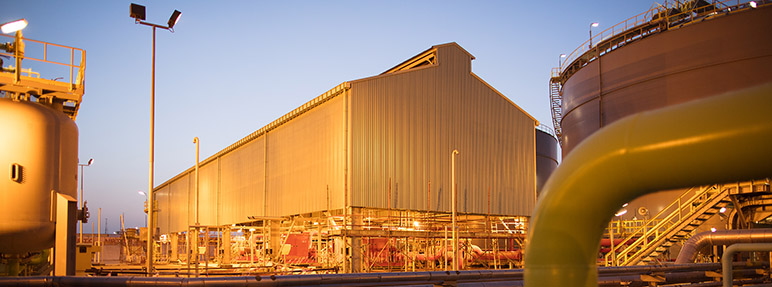 Fluor Engineering, Construction KNPC Clean Fuels Kuwait