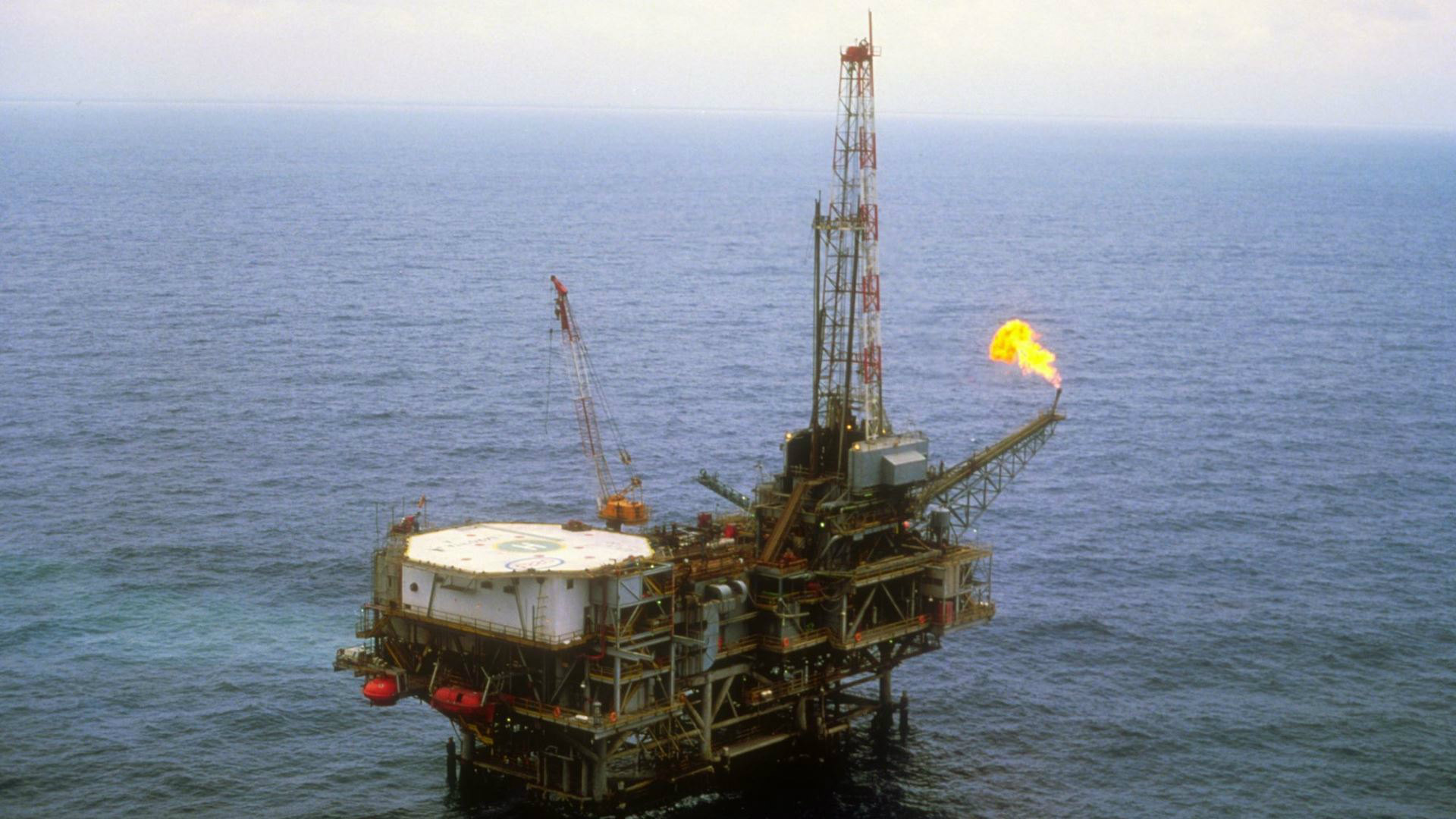 Onshore/Offshore Drilling and Production Platform: Fluor Project