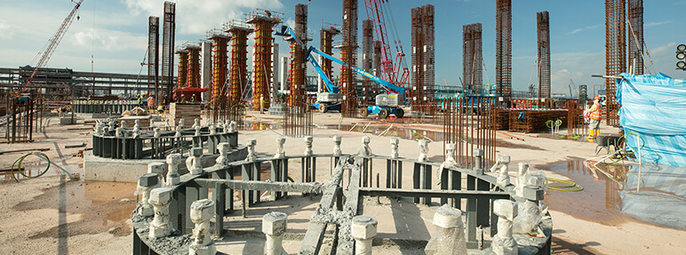 PETRONAS Refinery and Petrochemical Integrated Development