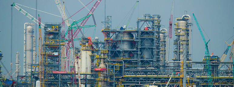 PETRONAS Refinery and Petrochemical Integrated Development (RAPID