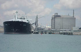Marine Terminals and LNG Regasification Terminals