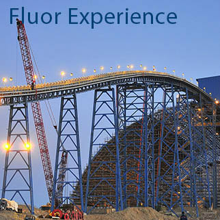 Learn about Fluor's mining experience around the globe.