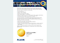 Fluor HSE Policy
