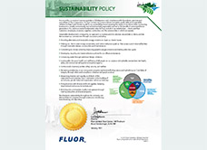 Fluor UK Sustainability Policy