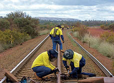 Iron Ore Heavy Haul Railway Maintenance