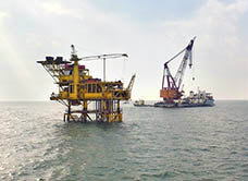 ConocoPhillips China Bohai Bay Phases I & II Offshore Development - Construction