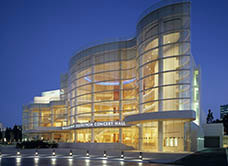 Orange County - Performing Arts Center