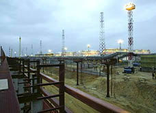 Vysotsk Petroleum Products Terminal