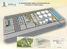 Al-Zour Oil Refinery Project