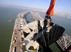 CALTRANS San Francisco-Oakland Bay Bridge Construction