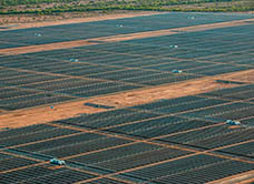 LS Power 125 MW Solar Power Facility