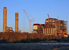 Luminant Oak Grove Solid-Fueled Power Generating Station - EPC