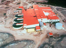 Rabbit Lake Uranium Mill Complex