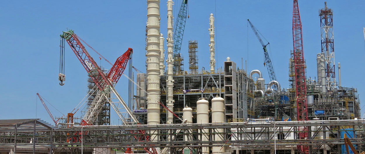 BASF PETRONAS Chemicals Integrated Aroma Ingredients Complex