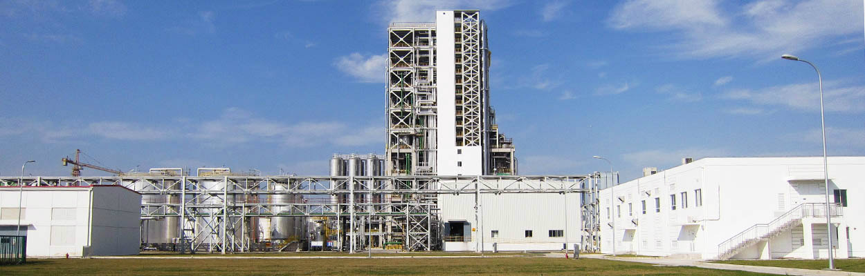 BASF Ultramid® Polymerization Plant and infrastructure - EPC services