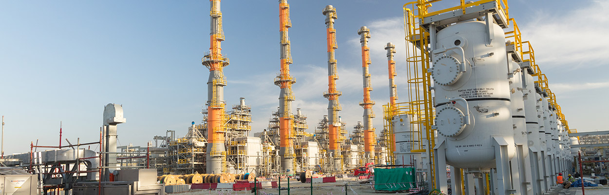 Engineering, procurement and construction Al-Zour Refinery