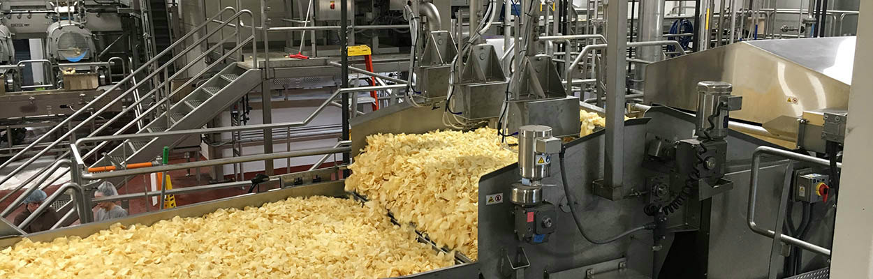 Frito Lay - Process Department for Potato Chips