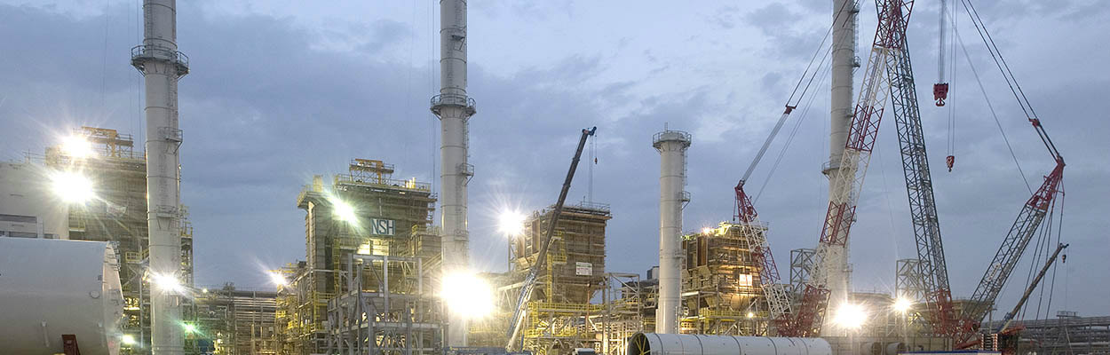 Sadara Integrated Chemicals Complex - Fluor