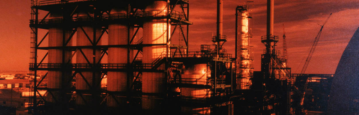 Oil refinery expansion - onsites