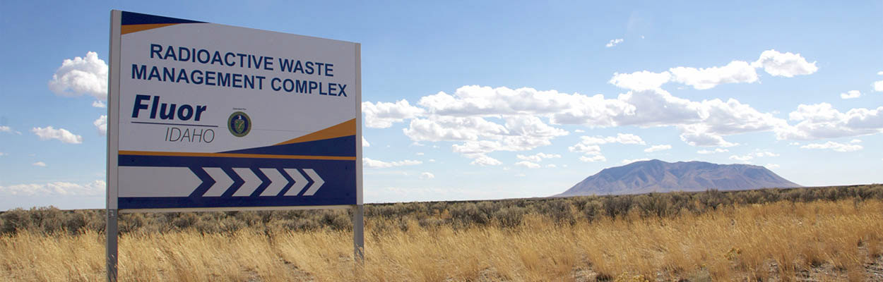 U.S. DOE ICP - Approaching the Radioactive Waste Management Complex