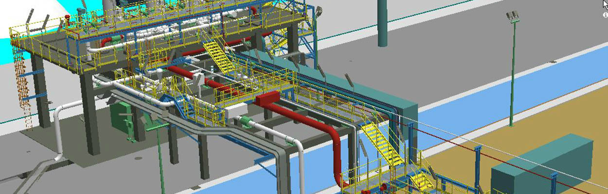 LNG break bulk terminal - engineering