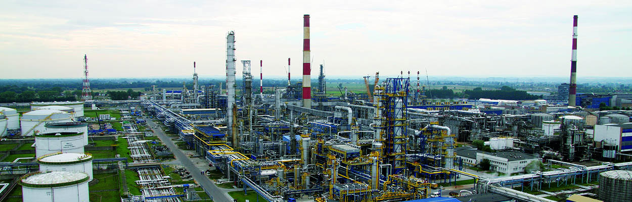 Fluor EPC projects at Gdansk, Poland refinery